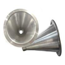 Expansor Cone Jarrão Corneta De Aluminio Rosca D250 X Trio