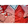 Camiseta Retro Dinamarca 1986 Vs Uruguay Escocia Alemania