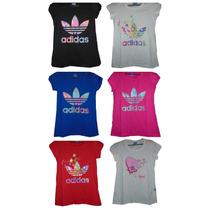 Remeras Adidas Originals Mujer
