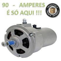Alternador Fusca Kombi Brasilia 90 Ah Amperes Novo Na Caixa!
