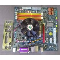 Placa Mãe Megaware Mw-h55h-cm (socket 1156) Frete Grátis