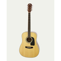Guitarra Acustica Folk Aria Ad 18