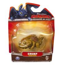 Figura Dragones Dreamworks Defensores De Berk Grump