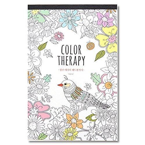terapia Del Color\\ Libros Para Colorear Para Adultos Relaj ...