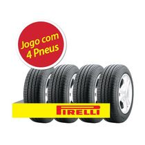 Kit Pneu Pirelli 165/70r13 P400 78t 4 Unidades