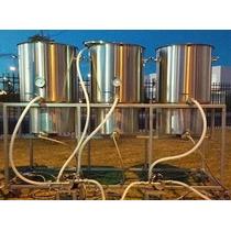 Planta Equipo De 200 Litros Para Hacer Cerveza