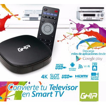 Convertidor A Smart Tv Android