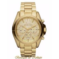 Relógio Michael Kors Mk5605 - Caixa + Manual - Original