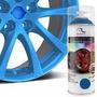 Spray Líquido Envelopamento Plotar Azul Fluorescente