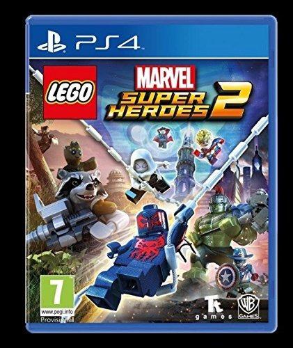 Juego Ps4 Lego Marvel Superheroes 2 Fisico Envio Gratis 3 189