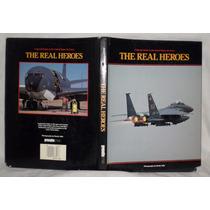 Libro Especial De Aviones De La Fuerza Aerea Usa En Ingles