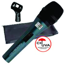 Microfone Kadosh Kds K3.1 C/ Bag + Cachimbo - Ótimo Ganho