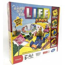 Life Junior El Juego De La Vida Original Hasbro Mundo Manias