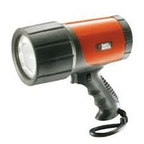 Lampara Linterna Reflector Black & Decker 495 Lumens Xtreme