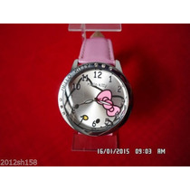 Reloj Hello Kitty Lindos Modelos, No Cyzone, Esika