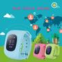 Reloj Rastreador Niños Configurado Con Internet Y Chip Nuevo