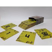 Juego De Mesa Argentino Chernobyl (cartas De Catastrofe)