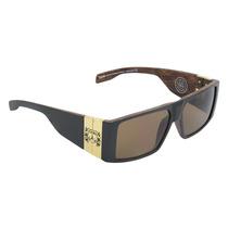 Óculos Masculino Evoke Bomber Wood Preto Fosco