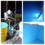 Aplicación De Pintura Para Tanques De Agua Con Sist Airless