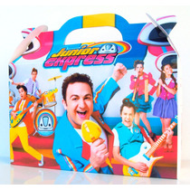 Cajita Bolsita Topa En Junior Express Souvenirs Pack X60