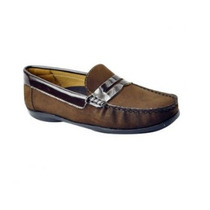 Zapatos Casuales Bajos Para Mujer Full Time-marrón