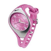 Nike Triax Rugido Junior Reloj -dark Rosa / Alto Polaco -