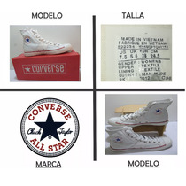 Zapatillas All Star Chuck Taylor Converse Originales