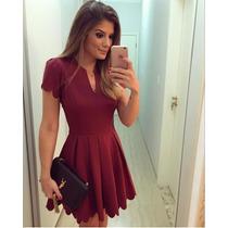 Vestido Femenino/vestido Boneca/vestido Casual/por Encomenda