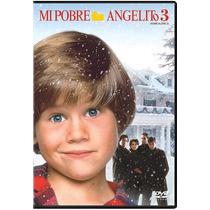 Mi Pobre Angelito 3 Home Alone Pelicula En Dvd