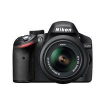 Camara Nikon D3200 Reflex Lente 18-55mm 24.2mpx 3