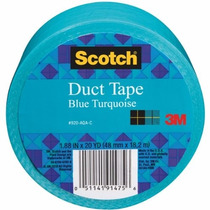 Cinta Adhesiva Duct Tape 920aqa 1.88 Pulg X 20 M Scotch 3m