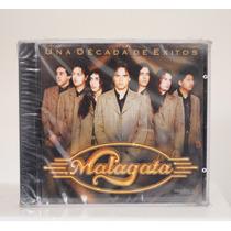 Malagata - Una Decada De Exitos // Nuevo ! Sellado !