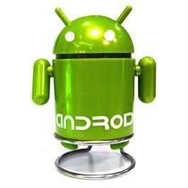 Cornetas Robot Android.para Celulares, Tablets, Pc, Mp3, 3w