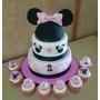 Tortas Decoradas Infantiles Cumpleaños Minnie - Mickey