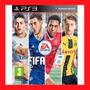Fifa 17 Ps3 Digital Incluye El Pase En Linea Oferta !!!