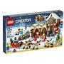 Lego Creator Taller Experto De Papa Noel