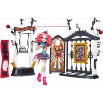 Monster High Circo Monstruoso Set 2015 Original