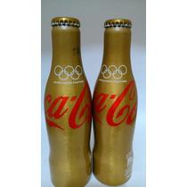 Garrafa Aluminio Coca-cola Olimpiadas 2016 Rio