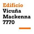 Proyecto Edificio Vicuña Mackenna 7770