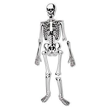 Juego Recursos Para El Aprendizaje Esqueleto Rompecabezas D ...