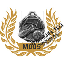 Medalla Fútbol { Ø 32 Milímetros } | M005