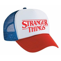 Gorra Dustin - Stranger Things - Tv Serie Netflix - Únicas!