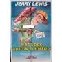 Afiche Original Mas Loco Que Un Plumero Jerry Lewis 1983