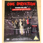 One Direction Where We Are Dvd Argentino Sellado