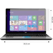 Película Notebook Acer 15.6 Transparente