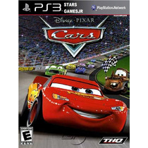 Carros Cars Ps3 Psn Midia Digital Original