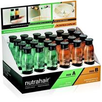 Ampolas Sos Plástica Capilar Nutra Hair (caixa 24 Únidades)