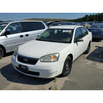 Chevrolet Malibu 2004-2008 Carter De Transmicion
