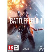 Battlefield 1 Pc Código Origin Envío Inmediato