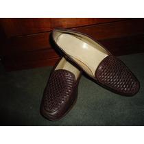 Zapatos , Tipo Mocasín, Para Mujer Nº 36